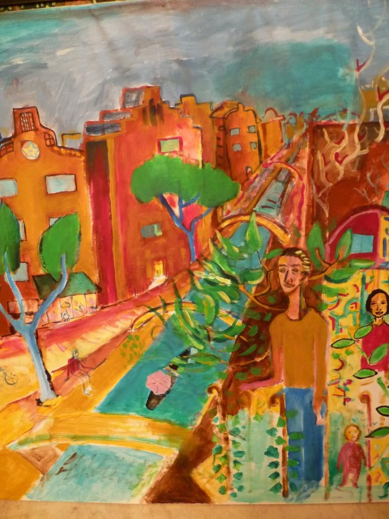 Amsterdam par le balcon dans Color city Amsterdam-par-le-balcon1-768x1024